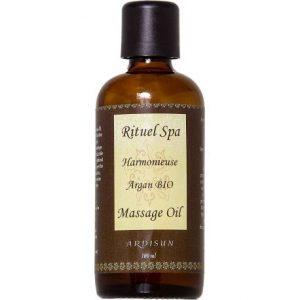 vente huile harmonisante a la fleur d'oranger et argan bio