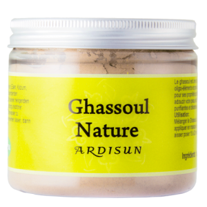 ardisun vente ghassoul nature