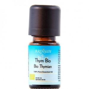vente huile thym bio